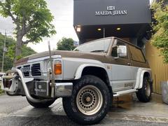 サファリグランロード 1オーナー・記録簿・4WD・5MT・サンルーフ
