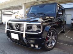 M・ベンツG500L