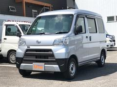ハイゼットカーゴDX SAIII エアコン AT 軽バン 自動ブレーキ