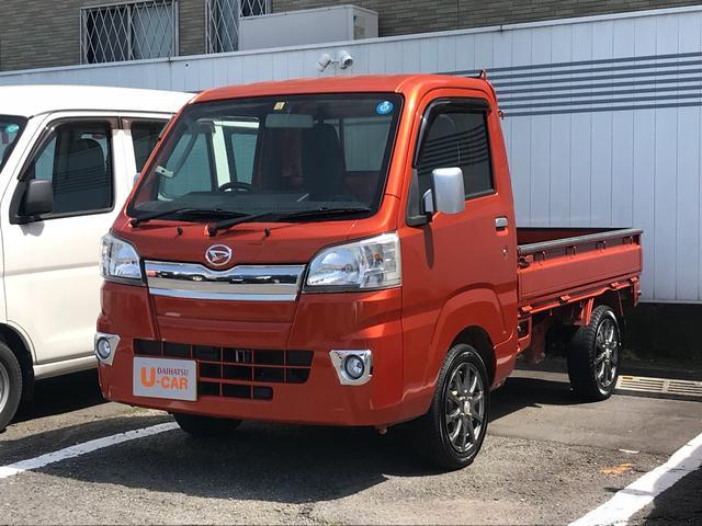 ダイハツ エクストラ 4WD AT ナビ TV バックカメラ キーレス