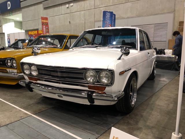 日産 H510レストア車両エンジンオーバーホール