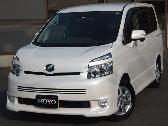 トヨタ ZS 買取直販 8人 ストラーダHDDナビ 両側Pスラ