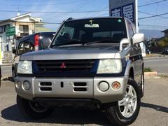 パジェロミニアニバーサリーリミテッドXR 4WD ナビ