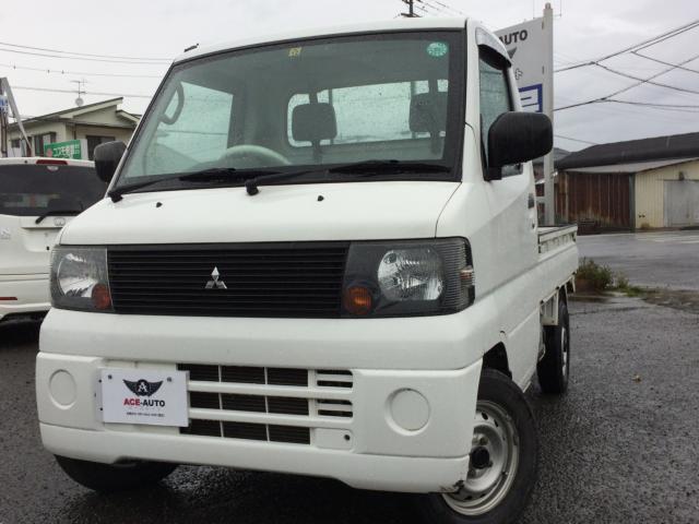 三菱 VX-SE 4WD Lo/Hi切換 エアコン付 パワステ