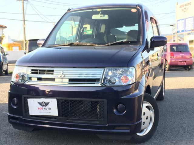 三菱 G 4速オートマ キーレス CD HID ベンチシート