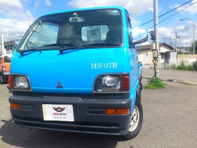 三菱  Low/Hi切替式4WD エアコン パワステ 5MT