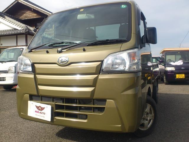 ダイハツ スタンダード 4WD CDデッキ AW タイミングチェーン 5MT