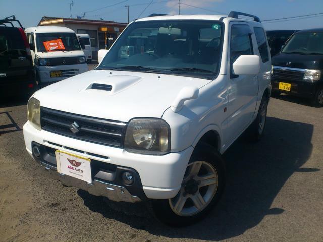 ジムニー(スズキ) XC TB 4WD CD ETC キーレスエントリー Tチェーン 中古車画像