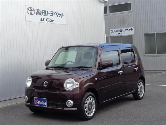 「ダイハツ」「ミラココア」「軽自動車」「高知県」の中古車