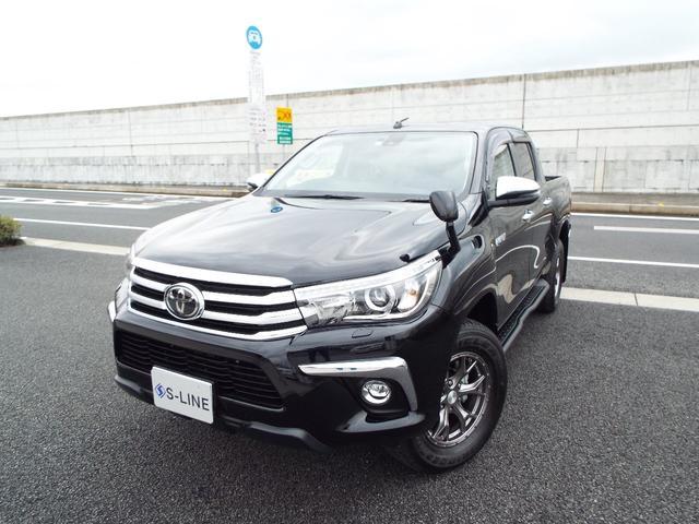 トヨタ Z 未使用車 TRDオプション多数