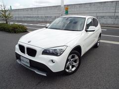 BMW X1sDrive 18i 黒革 サンルーフ ETC