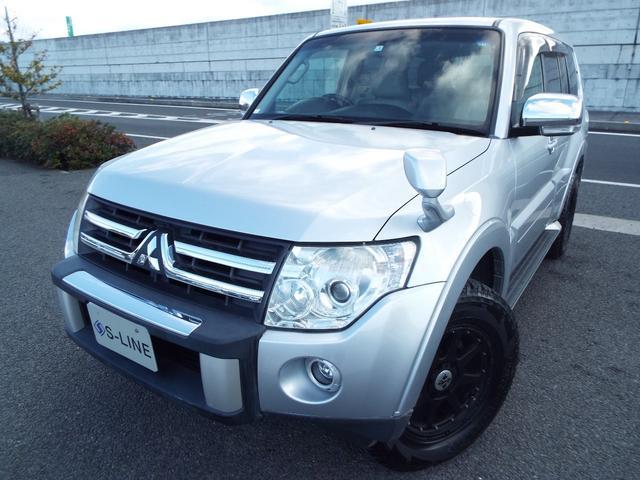 三菱 ロング エクシード 4WD 社外17インチAW ETC