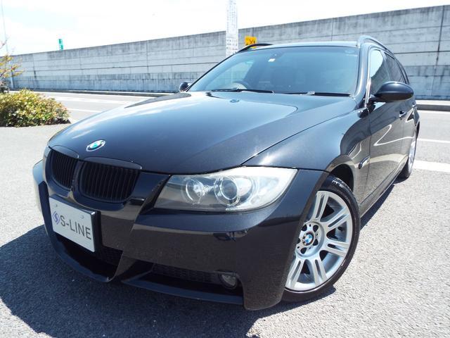BMW 320iツーリング Mスポーツパッケージ ムーンルーフ