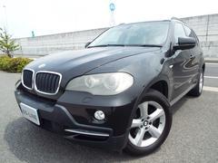BMW X53.0si黒本革シート サンルーフ 電子シフト