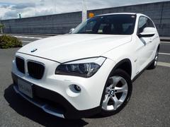 BMW X1sDrive 18i HDDナビ プッシュスタート キーレス