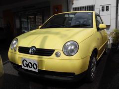 VW ルポベースグレード ディーラー車 右ハンドル