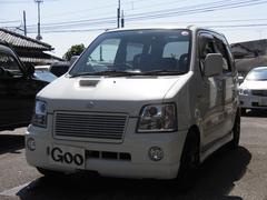 ワゴンRRRリミテッド 車高調 キーレス オートエアコン