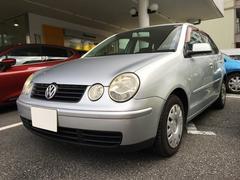 VW ポロベースグレード キーレス ETC