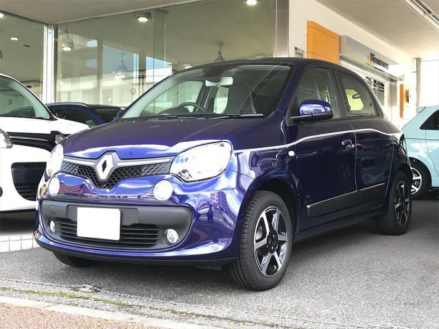 「ルノー」「ルノー トゥインゴ」「コンパクトカー」「高知県」の中古車