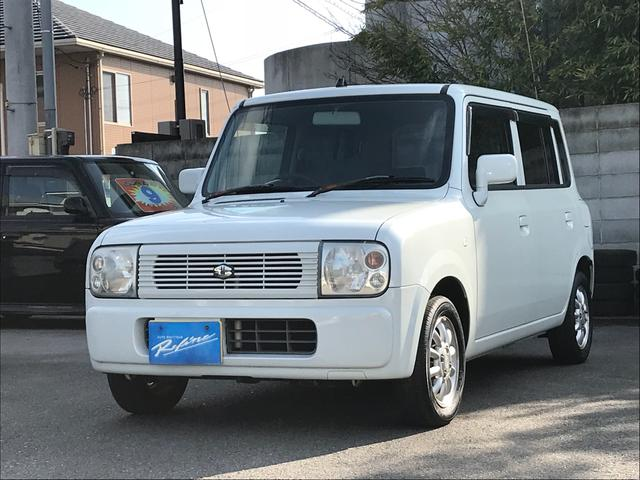 スズキ X 純正アルミホイール 電動格納ミラー ベンチシート ABS