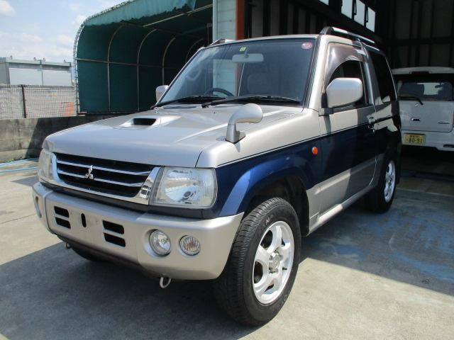 三菱 アニバーサリーリミテッドV4WD ターボ
