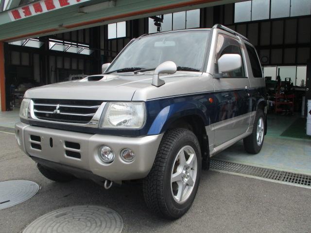 三菱 アニバーサリーリミテッド-V4WD ターボ オートマ