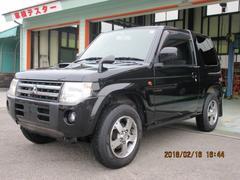 パジェロミニVR ターボ 4WD ナビ ETC
