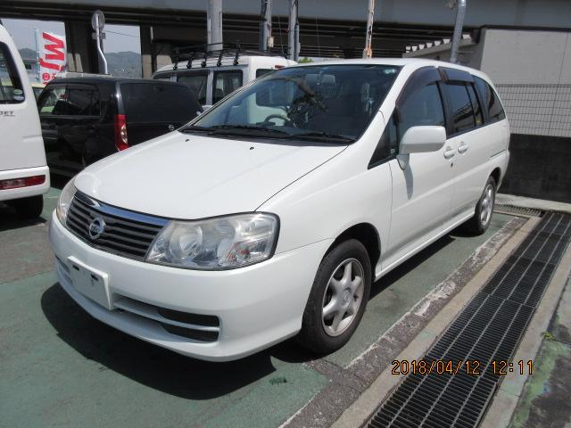 Photo of NISSAN LIBERTY G NAVI PACKAGE / used NISSAN