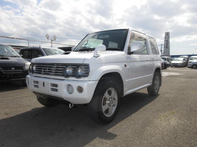 三菱 リンクスV ターボ 4WD