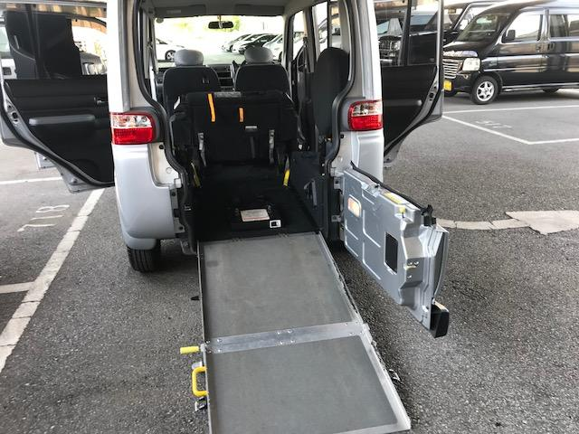 ホンダ アルマス アイテム 車椅子固定スロープ 禁煙車 電動ウインチ