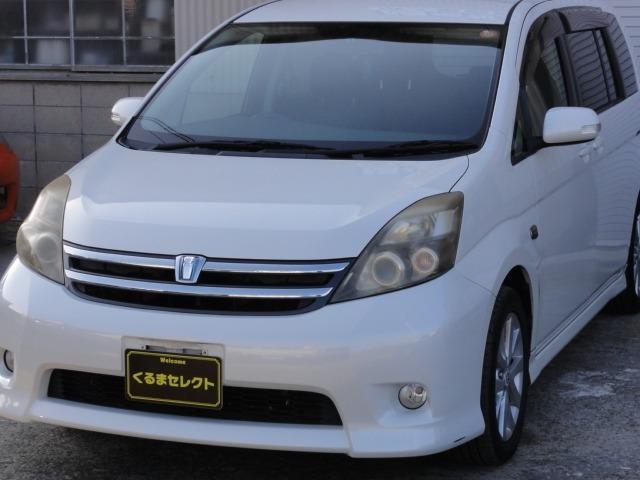 トヨタ プラタナ 7人乗り 電動スライドドア HIDヘッドライト