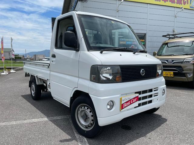 日産 NT100クリッパートラック SD オートマ エアコン パワステ