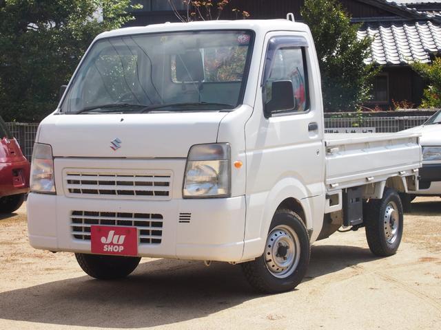 「スズキ」「キャリイトラック」「トラック」「徳島県」の中古車