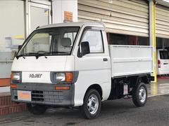 ハイゼットトラック電動モーター式清掃ダンプ 4WD 5MT 観音開きリアゲート