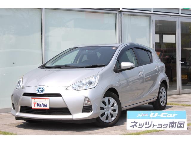 アクア(トヨタ) S 中古車画像