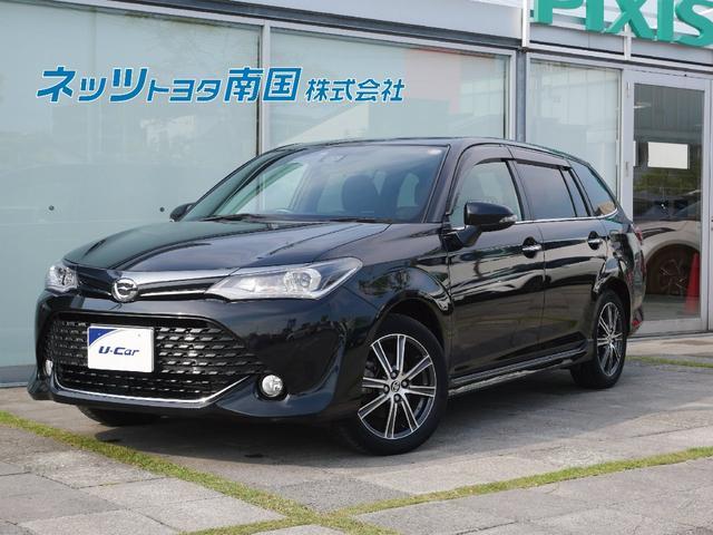 トヨタ カローラフィールダー 1.5G ダブルバイビー 純正ナビ トヨタセーフティセンス