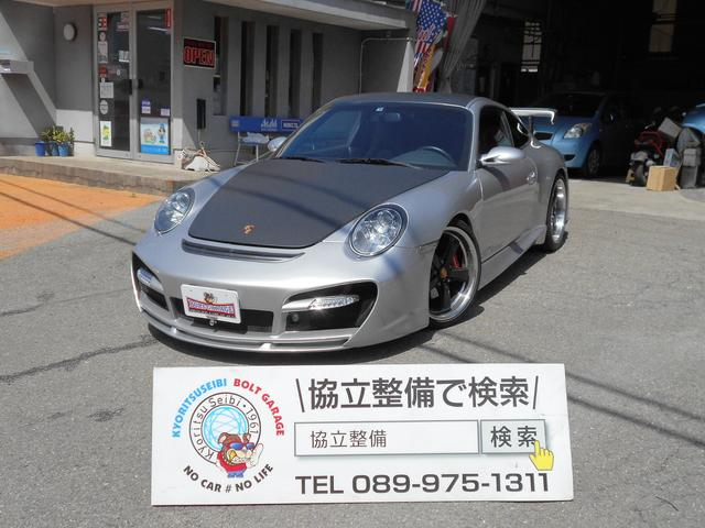 ポルシェ 911カレラ ティプトロニックS GTstreet仕様