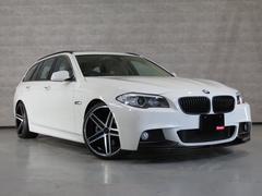 BMW523iツーリング ハイラインパッケージ Mパフォーマンス