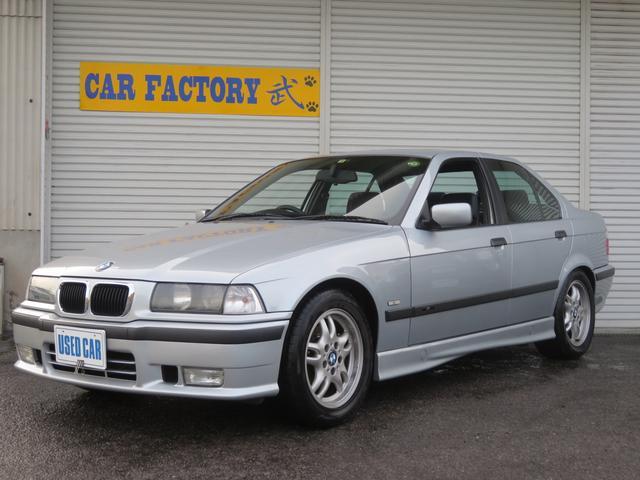 BMW 320i 320i(5名) ディーラー記録簿付 取説 スペアキー サンルーフ 天井張替え済み CD