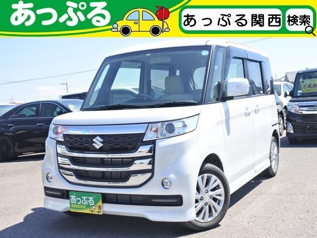 スズキ カスタムZ 社外SDナビ・フルセグ・バックモニター