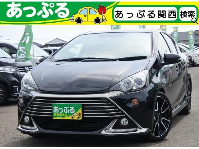 トヨタ G G's 社外メモリーナビ・DVD・BT・フルセグETC