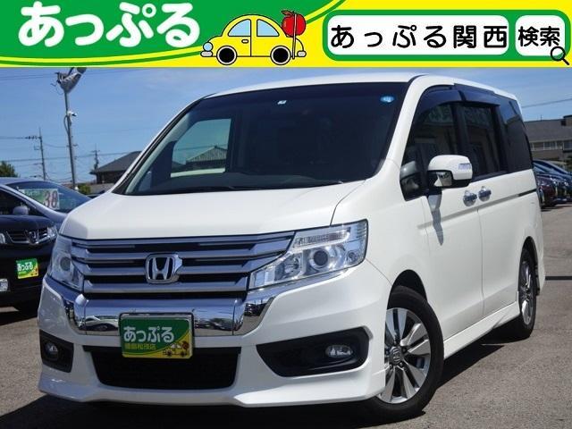 ホンダ Z・純正9型インターナビ・バックモニター・ETC