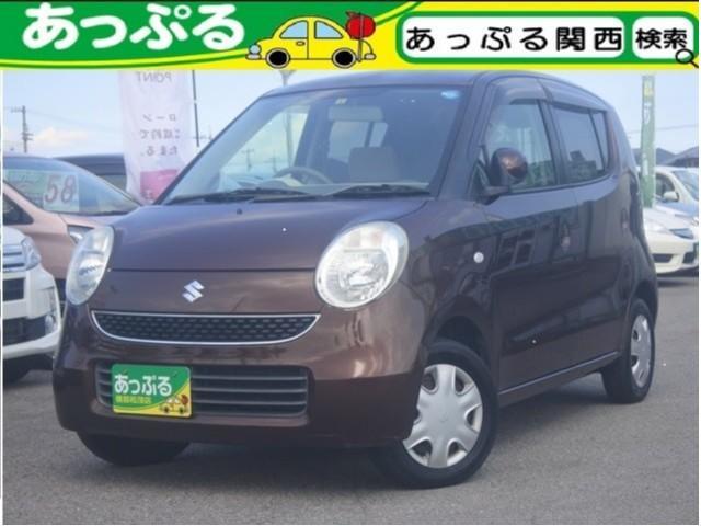 スズキ MRワゴン X/純正オーディオ・CD・ETC・マット・バ...