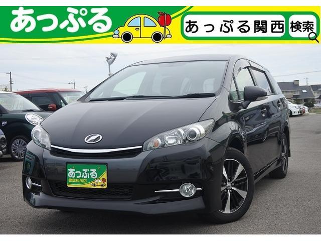 トヨタ 1.8S 純正SDナビ・フルセグ・12インチ後席モニタ