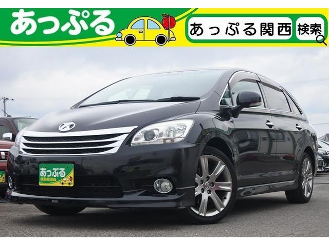 「トヨタ」「マークXジオ」「ミニバン・ワンボックス」「徳島県」の中古車