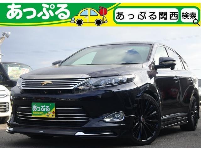 「トヨタ」「ハリアー」「SUV・クロカン」「徳島県」の中古車