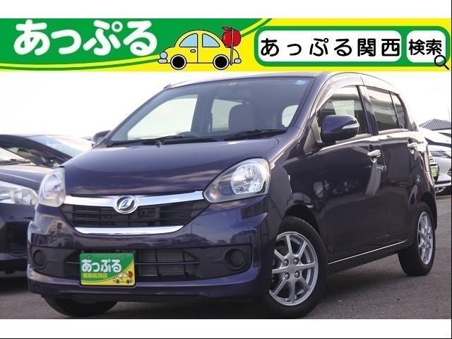 「ダイハツ」「ミライース」「軽自動車」「徳島県」の中古車