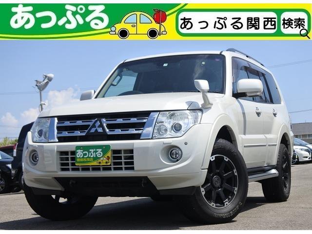 三菱 ロング エクシード 4WD 9型ナビ DVD BT フルセグ