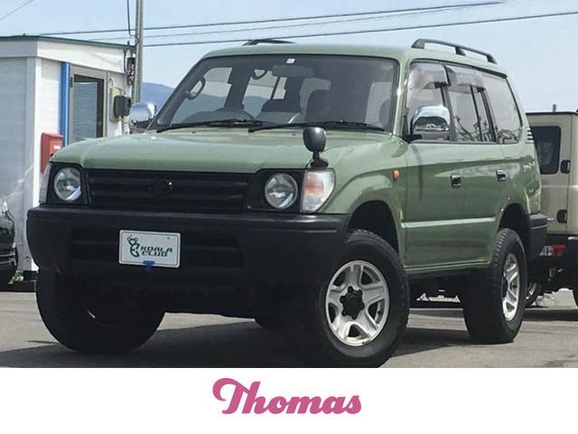 トヨタ TX 4WD ディーゼルターボ 丸目フェイス ナロー仕様