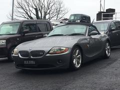 BMW Z4 3.0i シートヒーター ETC AW HID